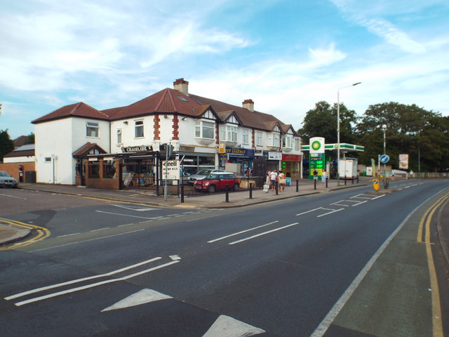 Hornchurch Road, Hornchurch