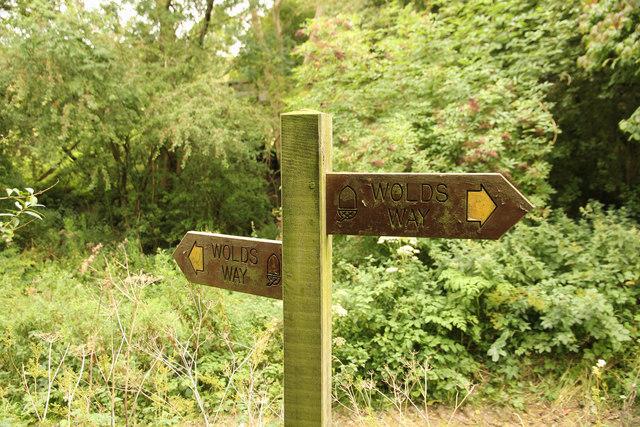 Wharram Percy - Wolds Way