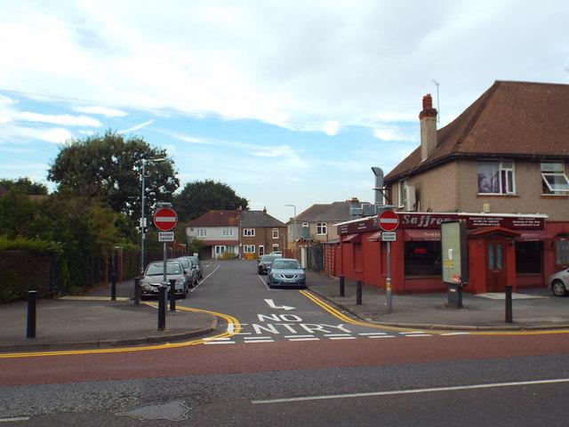 Birkbeck Road, near Romford