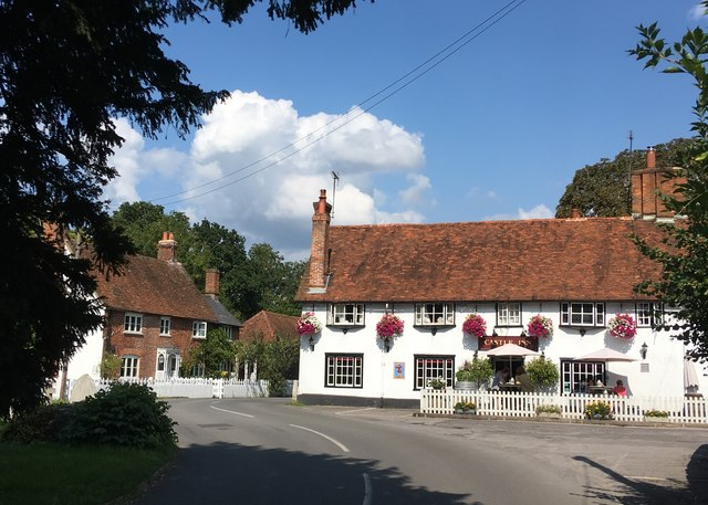 Castle Inn, Hurst