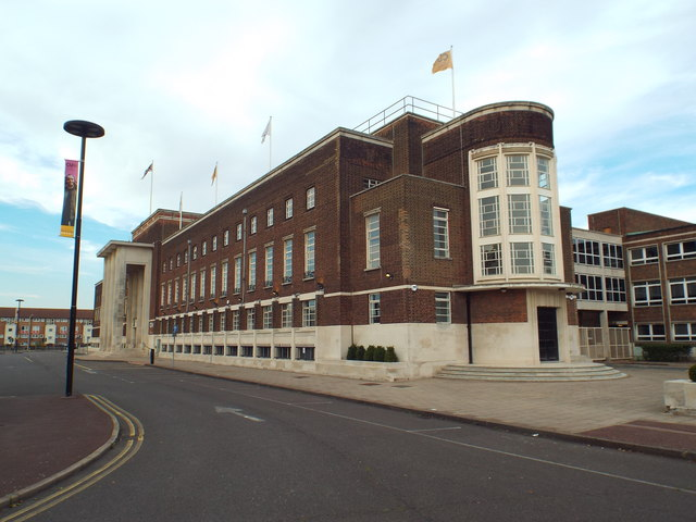 Dagenham Civic Centre
