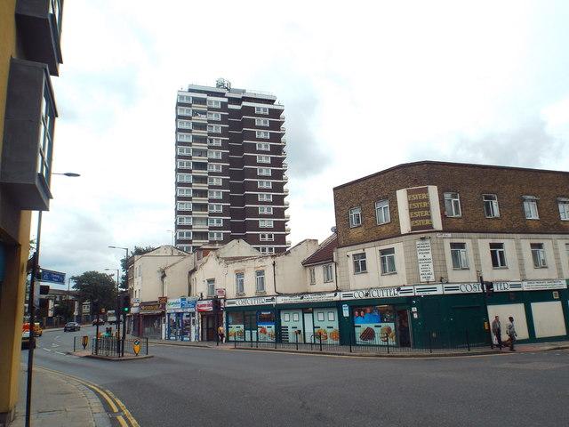 Plaistow Road, West Ham