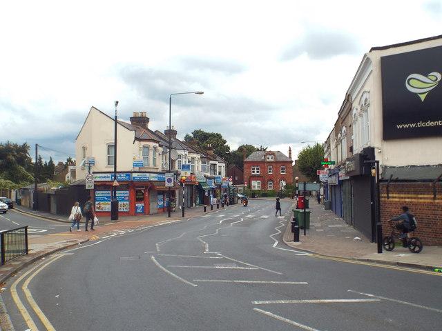 Terrace Road, West Ham