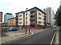 TQ4083 : Pelly Road, West Ham by Malc McDonald