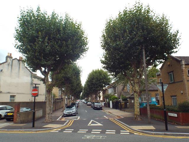 Neville Road, West Ham