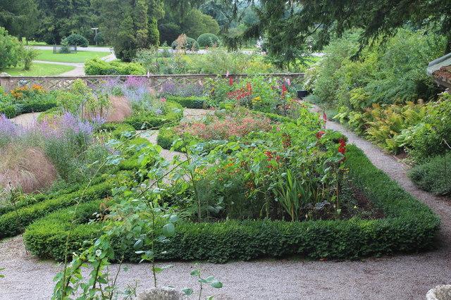 Rose Garden, Tyntesfield