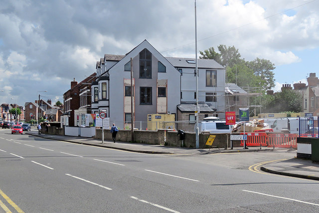 Radcliffe Road: conversion to flats