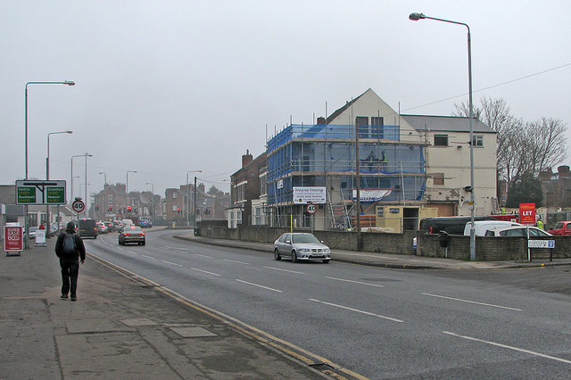 Radcliffe Road: converting the Gallery Hotel