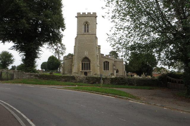 St Mary's Oakley
