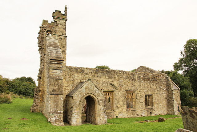 St.Martin's church ruins