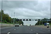 TQ5494 : M25 anticlockwise by Robin Webster