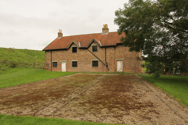 Wharram Percy - The Cottages