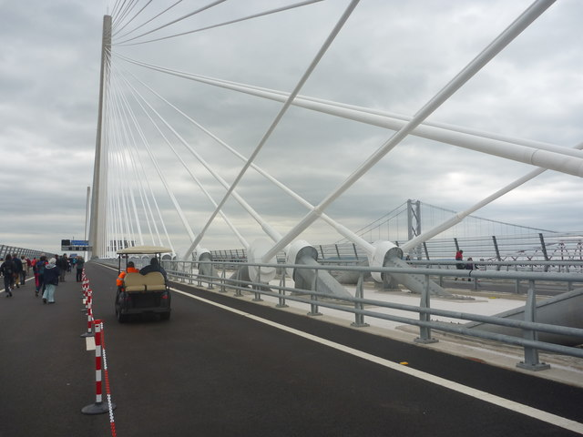 Queensferry Crossing : Life In The Fast Lane