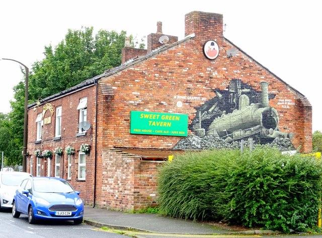 The Sweet Green Tavern