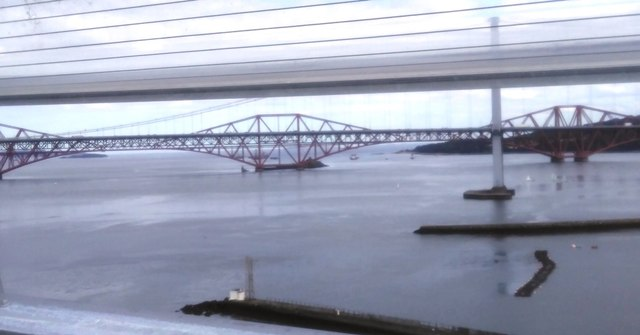 Forth Road and Rail Bridges