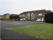 SU5290 : Ancholme Close houses, Didcot by Jaggery
