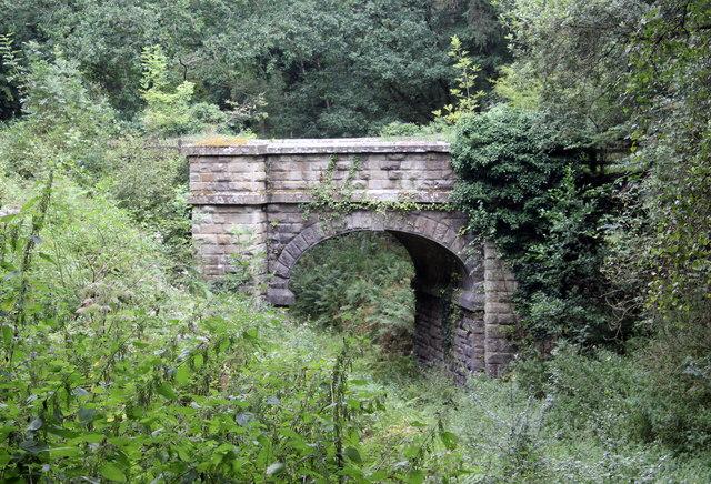 The Mirystock Bridge, Forest of Dean