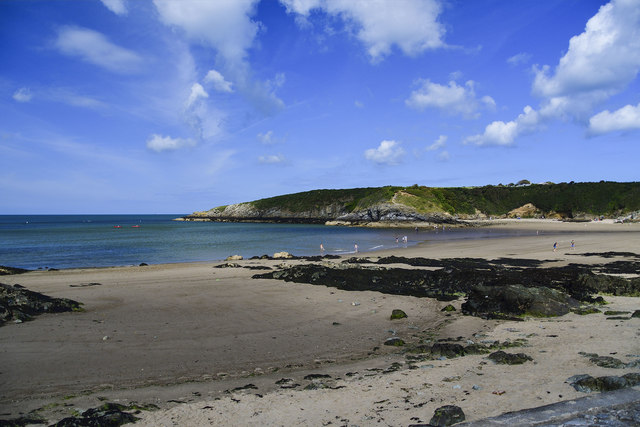 Beautiful Cemaes Bay, Anglesey