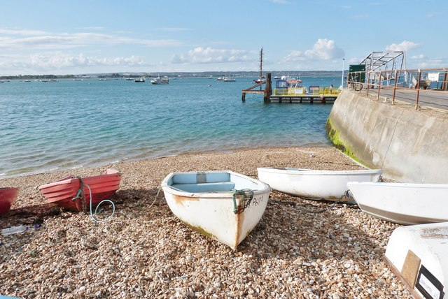 Ferry Point at South Hayling