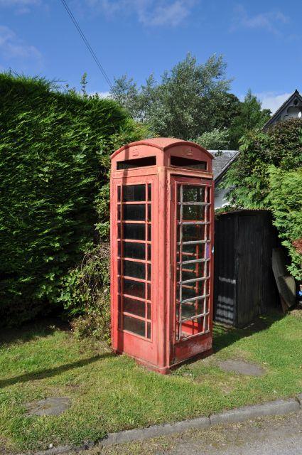 Telephone Box, Acharn