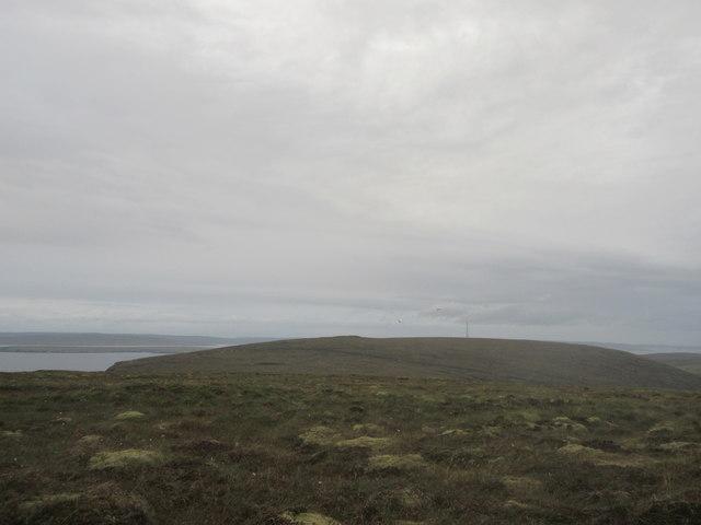Northern end of Lamb Hoga