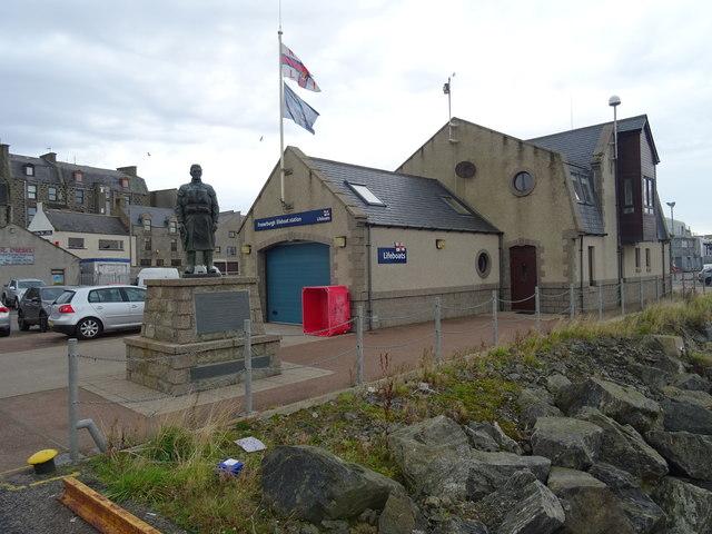 Fraserburgh Lifeboat Station