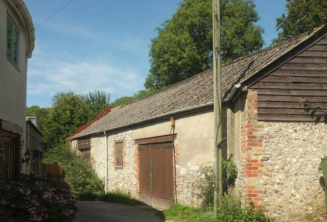Mill Lane, Cerne Abbas