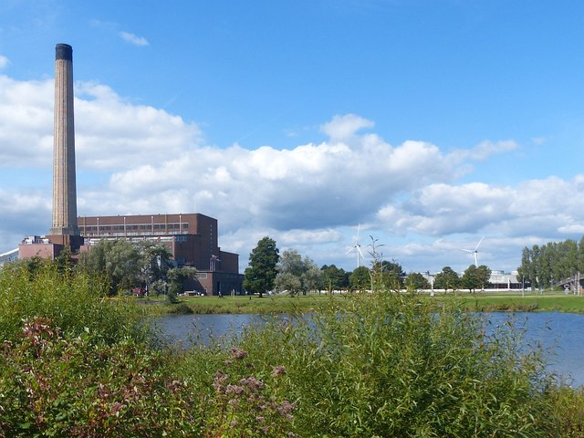 Uskmouth B power station, Newport