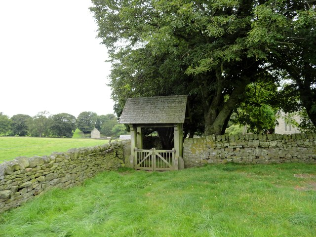 Lych Gate, All Saints Church, Muggleswick