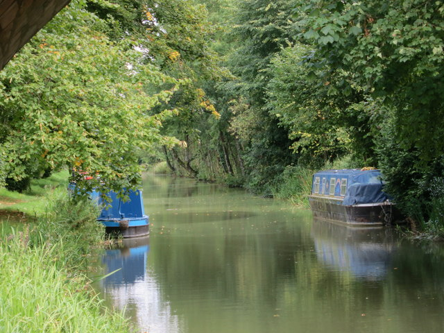 Kennet & Avon Canal at Wilcot