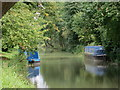 SU1461 : Kennet & Avon Canal at Wilcot by Oast House Archive