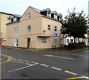 SU1585 : Houses on the corner of Haydon Street and Aylesbury Street, Swindon by Jaggery