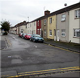 SU1585 : Row of houses, Haydon Street, Swindon by Jaggery