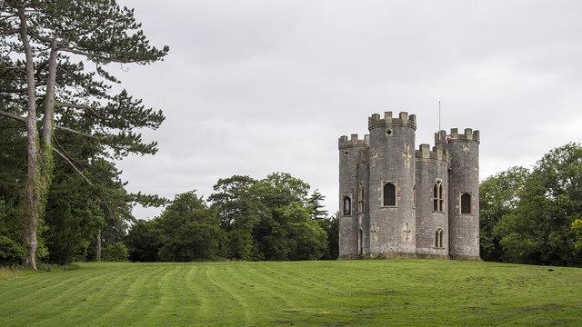 Blaise Castle near Bristol