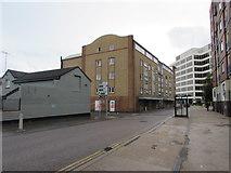 SU1585 : Wellington Street, Swindon  by Jaggery
