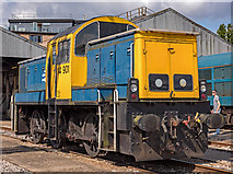 TQ2182 : Old Oak Common open day - 2 September 2017 (9) by The Carlisle Kid