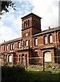 TG2809 : The Norfolk Lunatic Asylum (St Andrew's Hospital) - Sept 2017 by Evelyn Simak