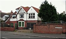 TQ7407 : 9 Dorset Road South, Bexhill by Patrick Roper