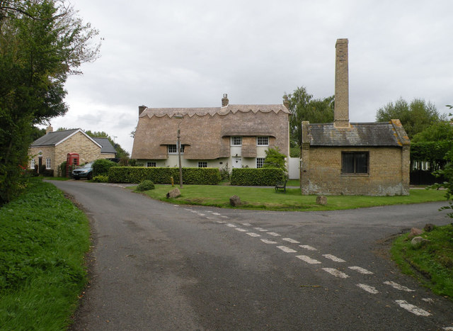 Papworth St Agnes village centre