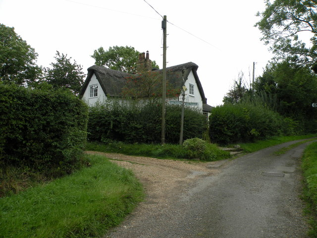 """""""The Cottage"""", Papworth St Agnes"""