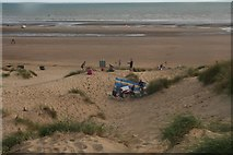 TQ9618 : The wonderful dunes at Camber Sands by Chris