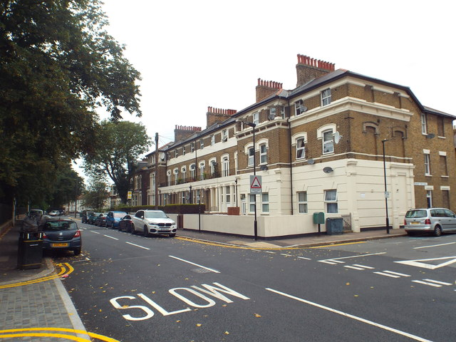 Ham Park Road, West Ham