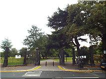 TQ4084 : West Ham Park by Malc McDonald