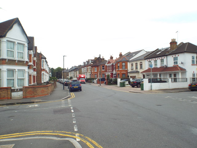 Margery Park Road, near Forest Gate
