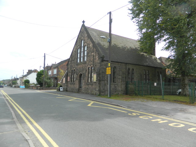 Blythe Bridge Methodist Church