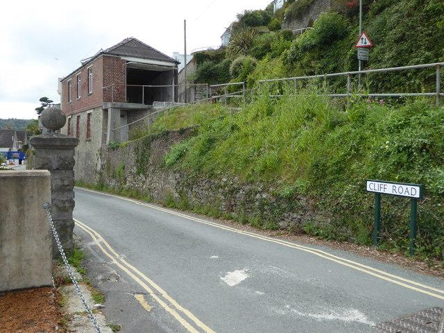 Cliff Road, Salcombe
