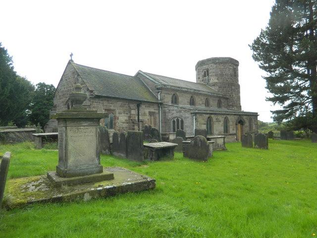 All Saints' Church, Dilhorne