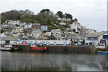 SX2553 : East Looe by N Chadwick