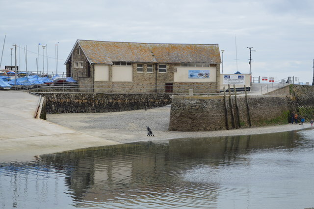 Looe lifeboat station