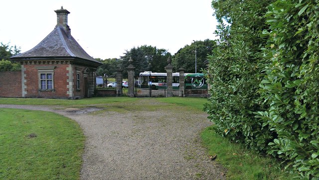 The Lodge, Tredegar House and Country Park, Duffryn